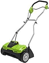 Greenworks 40V 14-Inch Cordless Dethatcher/Scarifier, Battery and Charger Not Included DT40L00