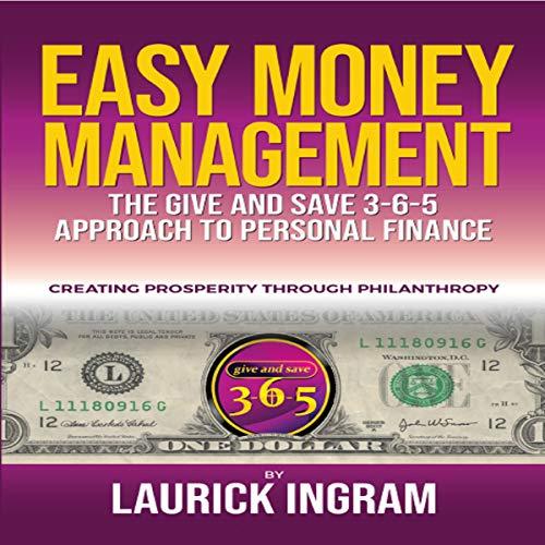 Easy Money Management audiobook cover art