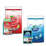 FRESH MELTZ Oral Hygiene Mouth Freshener Sugar Free Paan & Mint Flavoured Breath Strips (20 Strips)...