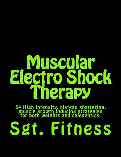 Muscular Electro Shock Therapy (English Edition)