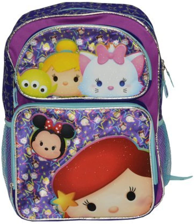 Disney Tsum Tsum Starry Girls 16  Backpack