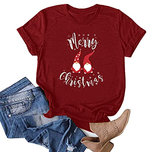 Christmas Basic tee Tops Vest and Black Striped Sweater Women tie dye Crewneck Cowl Neck Long Sleeve top Slouchy Cardigan top with Flower Women Long Sleeve Tunic Tops