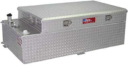 Rds 71788 Rectangular Auxiliary/Transfer Combo Fuel Tank and Tool - 90 Gallon Capacity