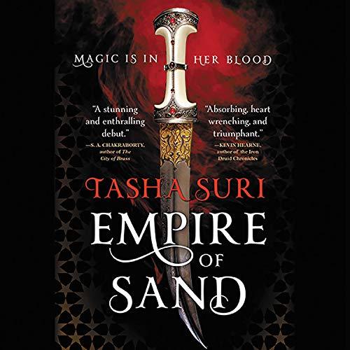 Empire of Sand Audiobook By Tasha Suri cover art
