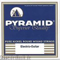 "Pyramid ""Superior-Quality"" Pure Nickel Round Wound, light/medium"