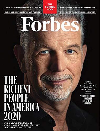 FORBES SPECIALS Magazine October 2020