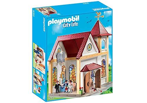 PLAYMOBIL 5053.0 Romantische Hochzeitskirche
