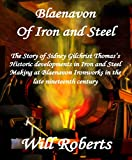 Blaenavon Of Iron and Steel: The Story of Sidney Gilchrist Thomas's Historic developments in Iron and Steel Making at Blaenavon Ironworks in the late nineteenth century (English Edition)
