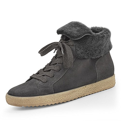 Paul Green Damen Sneaker 4395-008 grau 174571