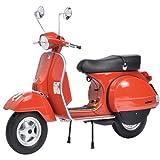 Schuco - 450667000 - Modèle de Moto - Vespa PX 125 - Echelle 1/10 - Rouge