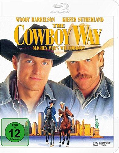 The Cowboy Way - Machen wir's wie Cowboys (Blu-ray)