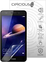 Celicious Matte Anti-Glare Screen Protector Film Compatible with Huawei Honor Holly 3 [Pack of 2]