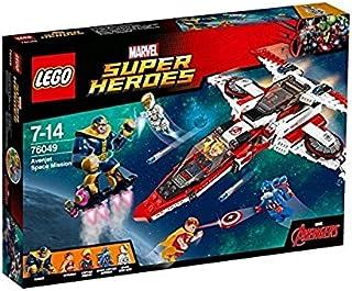 LEGO Super Heroes - Misión Espacial en el