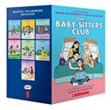 The Baby-Sitters Club Graphic Novels #1-7: A Graphix Collection: Full-Color Edition (The...