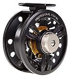 LHAHGLY Reeles Carrete de Pesca, Accesorios de Pesca Lanzamiento rápido CNC Aleación de Aluminio Ligero Mosca Carrete de Pesca for la Pesca de mar...