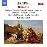 Rinaldo, HWV 7: Act I Scene 8: Aria: Col valor, colla virtu (Eustazio)