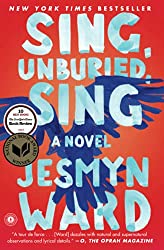 Sing, Unburied, Sing by Jesmyn Ward   | 17 Must-Read Southern Novels  |  Fairly Southern