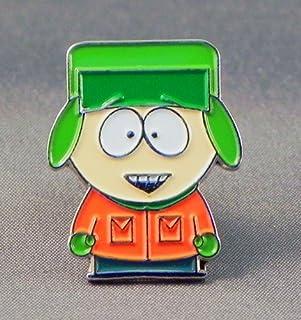 Spilla in metallo smaltato Kyle (South Park TV cartoon)