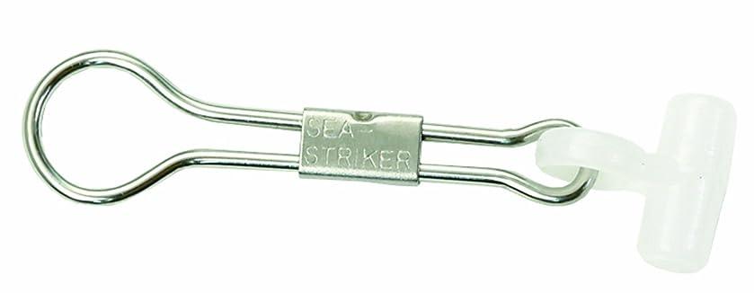 Sea Striker Fish Finder Sinker Slide with Link, 144-Pack
