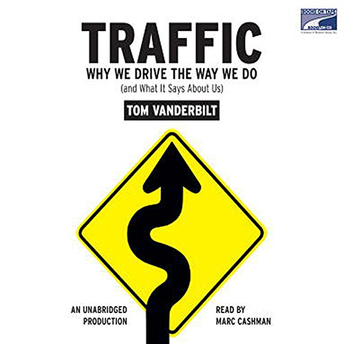 Traffic audiobook cover art