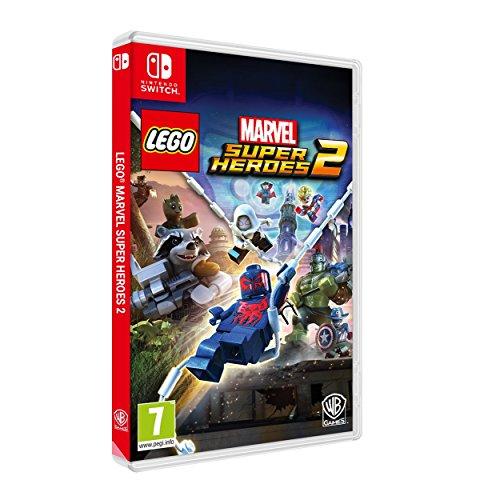 Lego Marvel Super Heroes 2 - Edición Exclusiva Amazon - Nintendo Switch