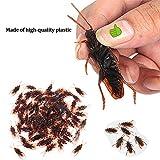 Immagine 2 simuer 100pcs finto scarafaggio haunted