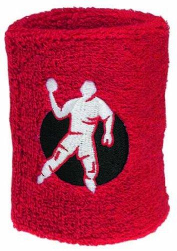 Munequera Roja Marca uhlsport