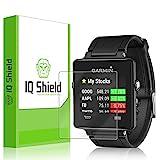 IQ Shield Screen Protector Compatible with Garmin Vivoactive (2015)(6-Pack) Anti-Bubble Clear Film