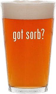got sorb? - 16oz All Purpose Pint Beer Glass