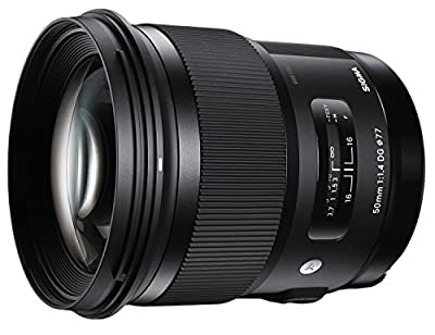 50mm F1.4 Art DG HSM for Sony E