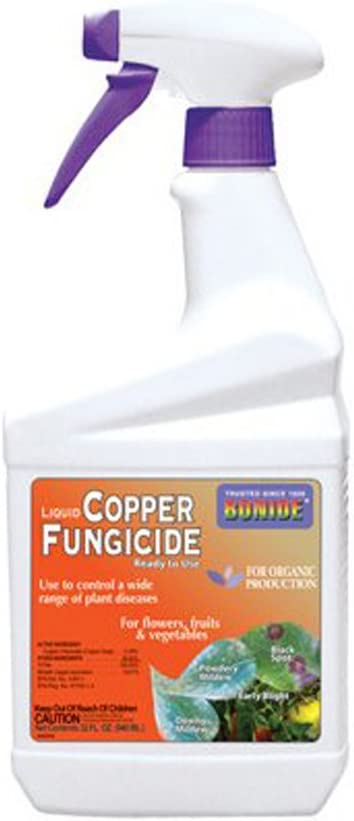 BONIDE PRODUCTS 775 Ready-to-Use 2-P 32-Ounce Max 72% OFF Fungicide Copper Manufacturer OFFicial shop