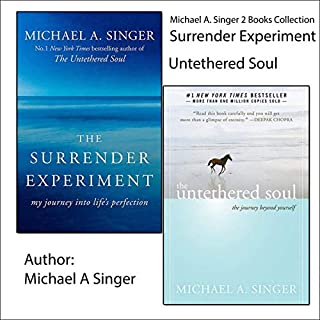 Michael A. Singer 2 Books Collection Set cover art