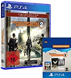 Tom Clancy's The Division 2 Limited Edition [PlayStation 4 - Disk] + 1050-Premium-Credits-Paket [PS4 Download Code - deutsches Konto]