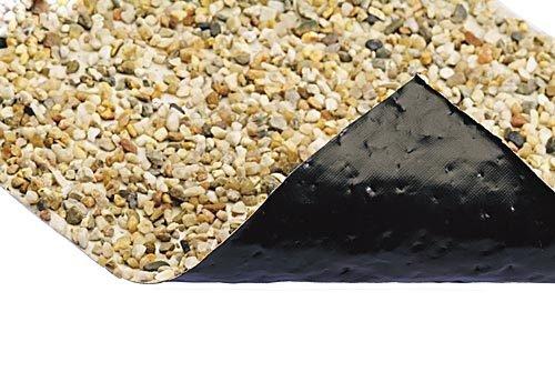 Oase steenfolie 60 cm beekloop waterval oever per meter