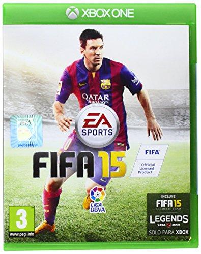 FIFA 15 Xbox One Nintendo geheugenkaart