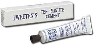 Tweeten Cement Glue for Cue Tip Repair