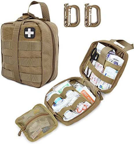 Top 10 Best tactical first aid pouch