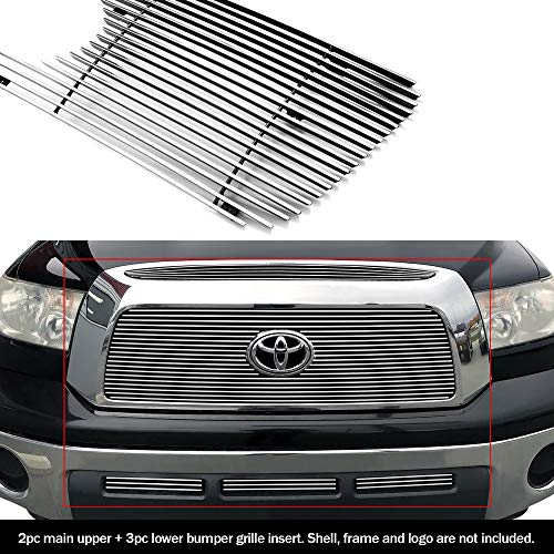 Billet Grille for 07-09 08 Toyota Tundra 2009 Logoshow