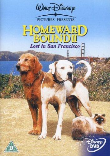 Homeward Bound 2: Lost in San Francisco [Reino Unido] [DVD]