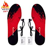 Dr.Warm Rechargeable Heated Insoles Battery Powered Foot Warmers for Men and...