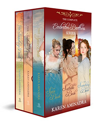 Download The Complete Emberton Brothers Series e-box set (The Emberton Brothers) (English Edition) B06XW9P7T9