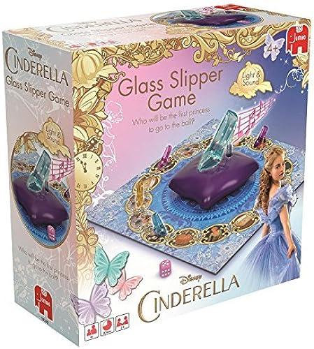 Disney Cinderella Glass Slipper Game by Disney