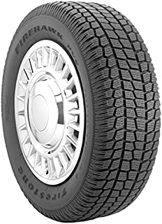 Firestone Firehawk PVS Winter Radial Tire - 225/60R18 99V