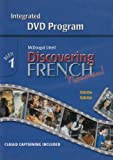 Discovering French, Nouveau!: Integrated DVD Program Level 1