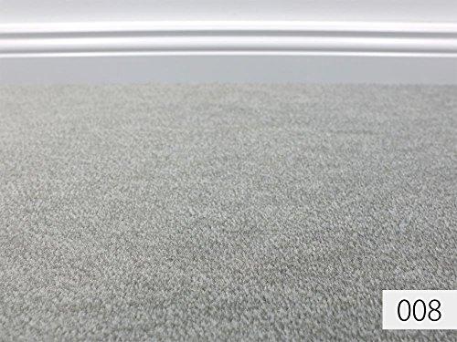 HEVO® Velours Kollektion - Jupiter Verlours Teppichboden in 18 Farben - Inkl. 2% Bestellgutschein - 008
