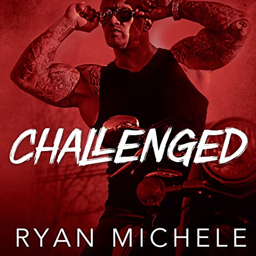 Challenged audiobook cover art
