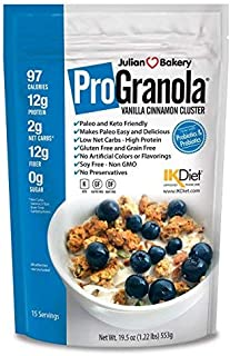 paleo passion grainless granola