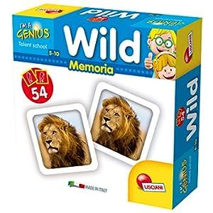 Lisciani Giochi 58938 Gioco I'm a Genius Memoria 100 Wild