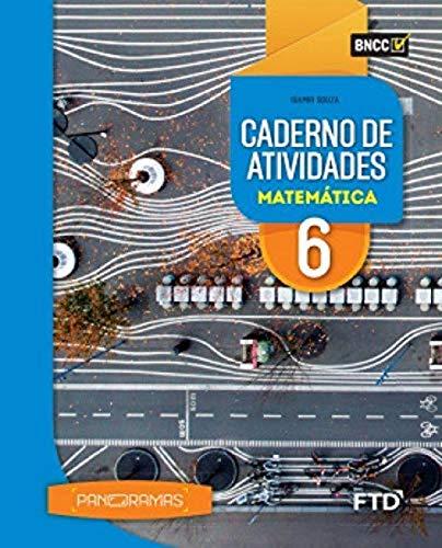 Panoramas Matemática - Caderno de Atividades - 6º ano