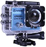 TecTecTec Actionkamera XPRO2+ Ultra HD Sport Action Kamera Action Camera WiFi 4K Full HD 1080P Sport...